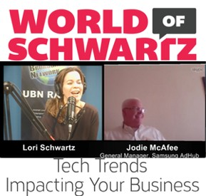#11 – Jodie McAfee – The Interactive TV Guy